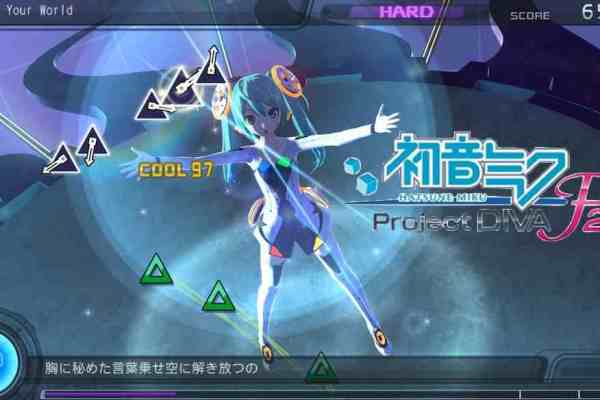 Check Out The Opening Movie For Hatsune Miku Project Diva F 2nd