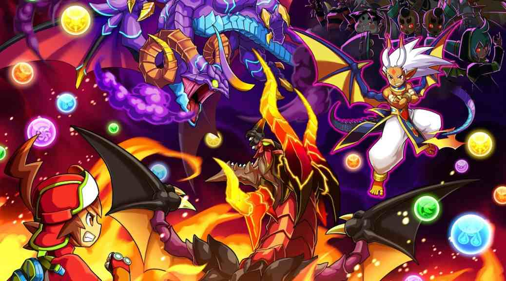 Yoplait Yoghurt Teams Up With Puzzle & Dragons On 3DS
