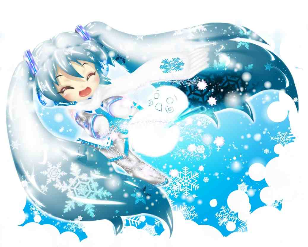Snow Miku 2015 Live Performance