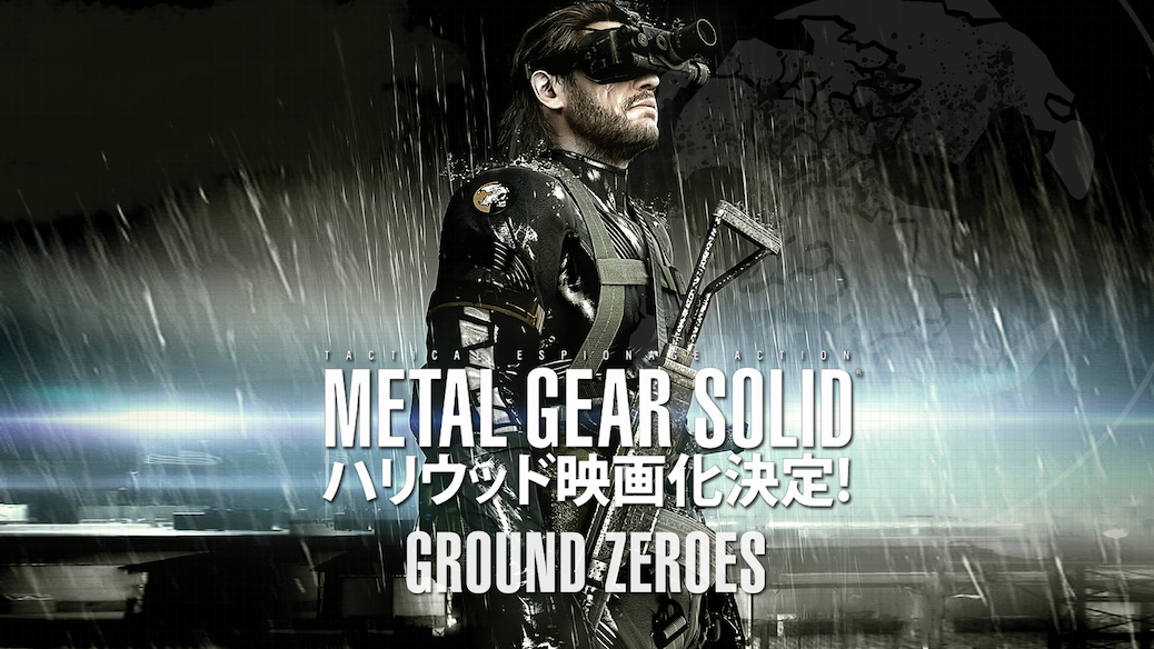 Metal Gear Solid V: Ground Zeroes iDROID Style iPhone Case