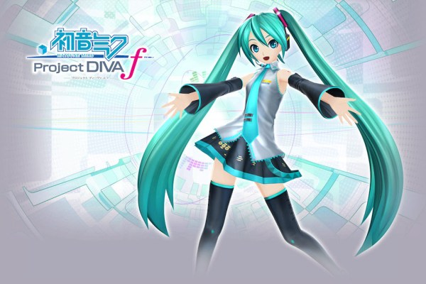 English Trailer For Hatsune Miku: Project Diva f