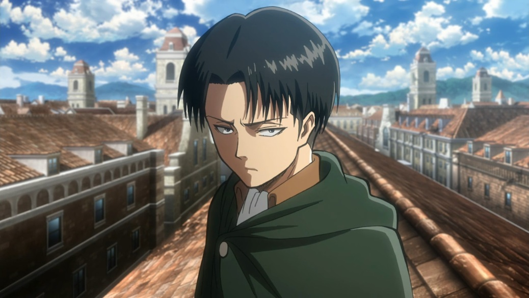 Levi From Attack On Titan Features On Woman's Magazine