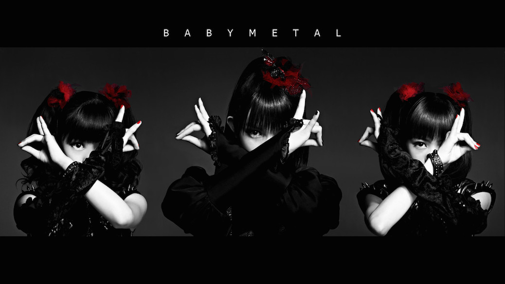 Baby Metal Burns Up The Music Charts