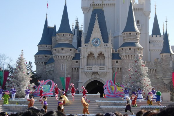 New Attractions For Tokyo Disneyland & Sea