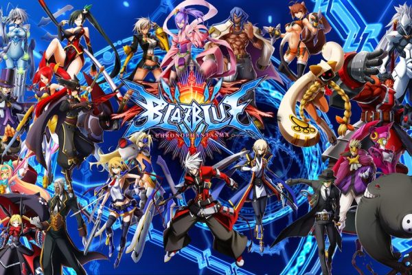 PS Vita Receives Date For BlazBlue: Chrono Phantasma