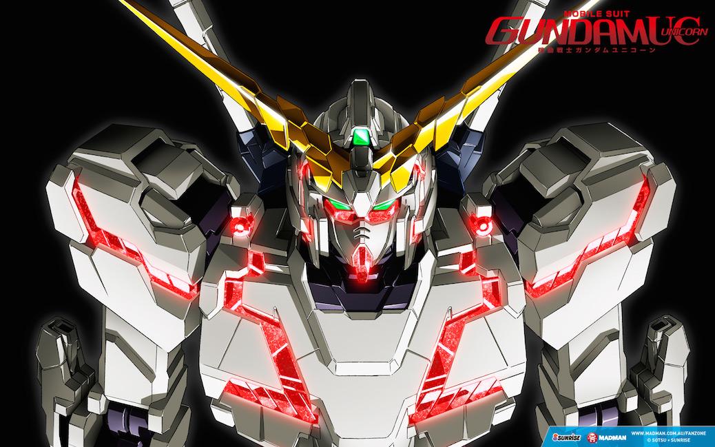 The Gundam Train Rolls Into Japan
