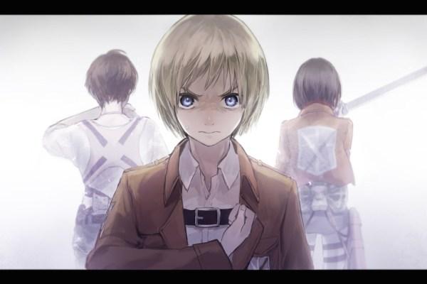 Attack On Titan Armin Figure Pre-orders Open