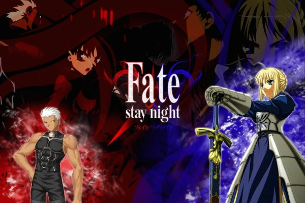 Fate/Stay Night Dance Posters