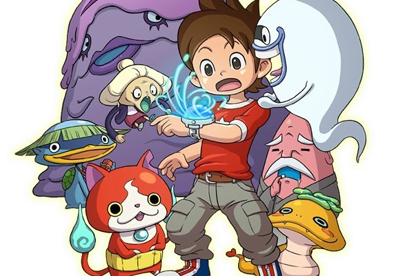 New Yokai Watch Game Announcement