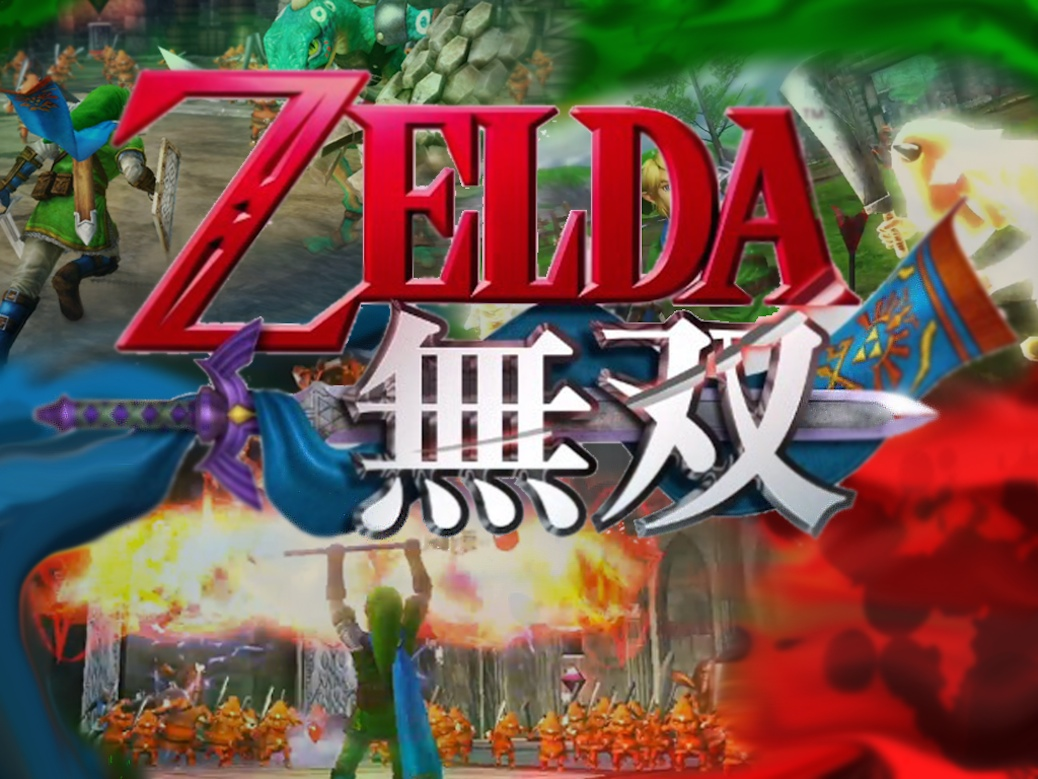 Triforce Clock With Hyrule Warriors For Japan
