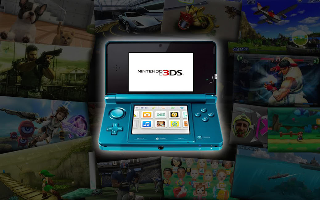 Nintendo To Release New 3DS Models