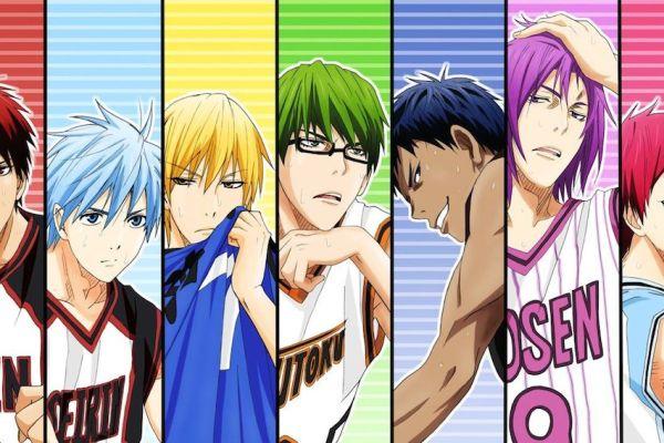 Kuroko's Basketball Returns To The 3DS