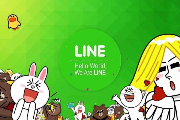 Nintendo Stickers For LINE App