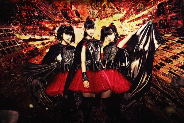 Babymetal Line Up Tour With Guns N' Roses
