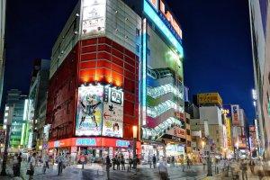 New Animate Store For Akihabara