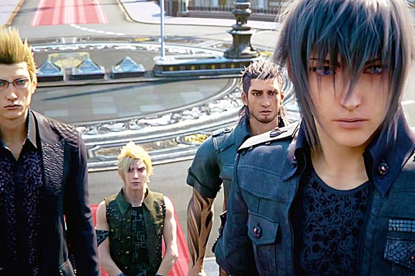 Final Fantasy XV TGS 16 Trailer