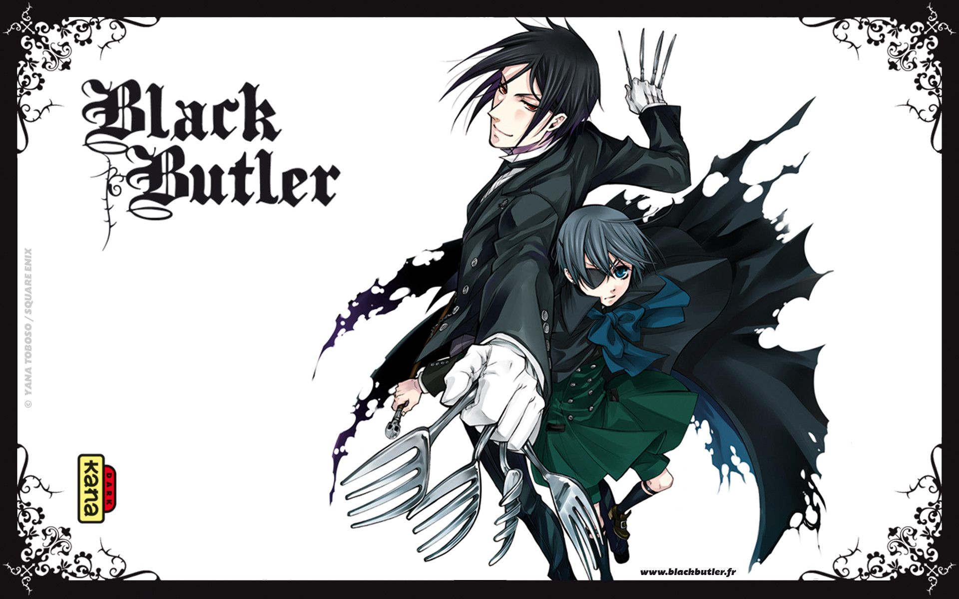 Black Butler: Book Of The Atlantic, 2nd PV Drops
