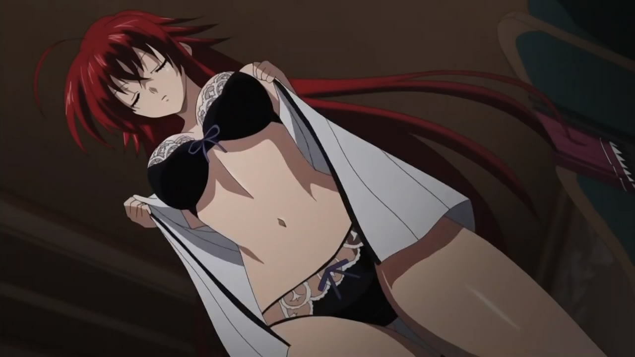 High School DxD Is Back!
