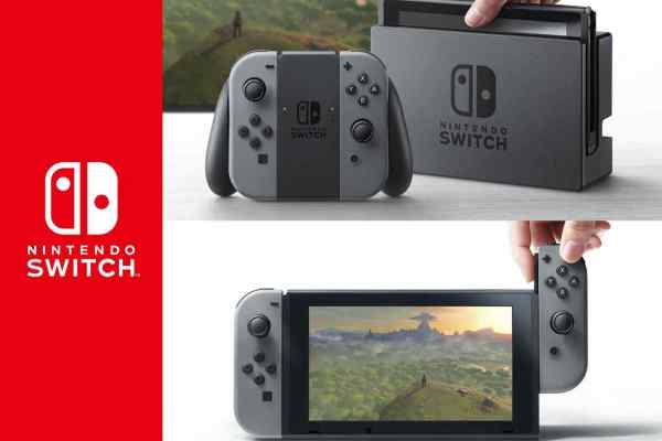 Nintendo Switch Revealed