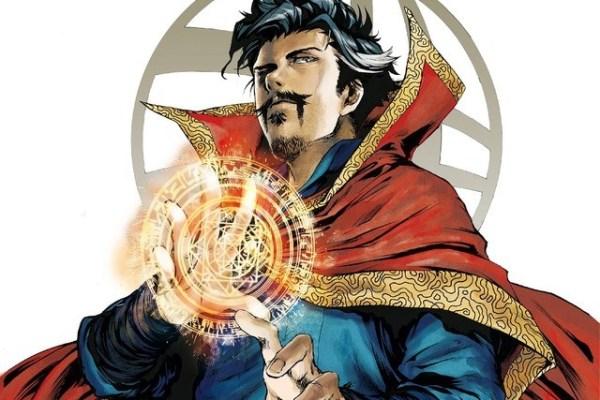 Marvel's Doctor Strange Receives Manga In Japan