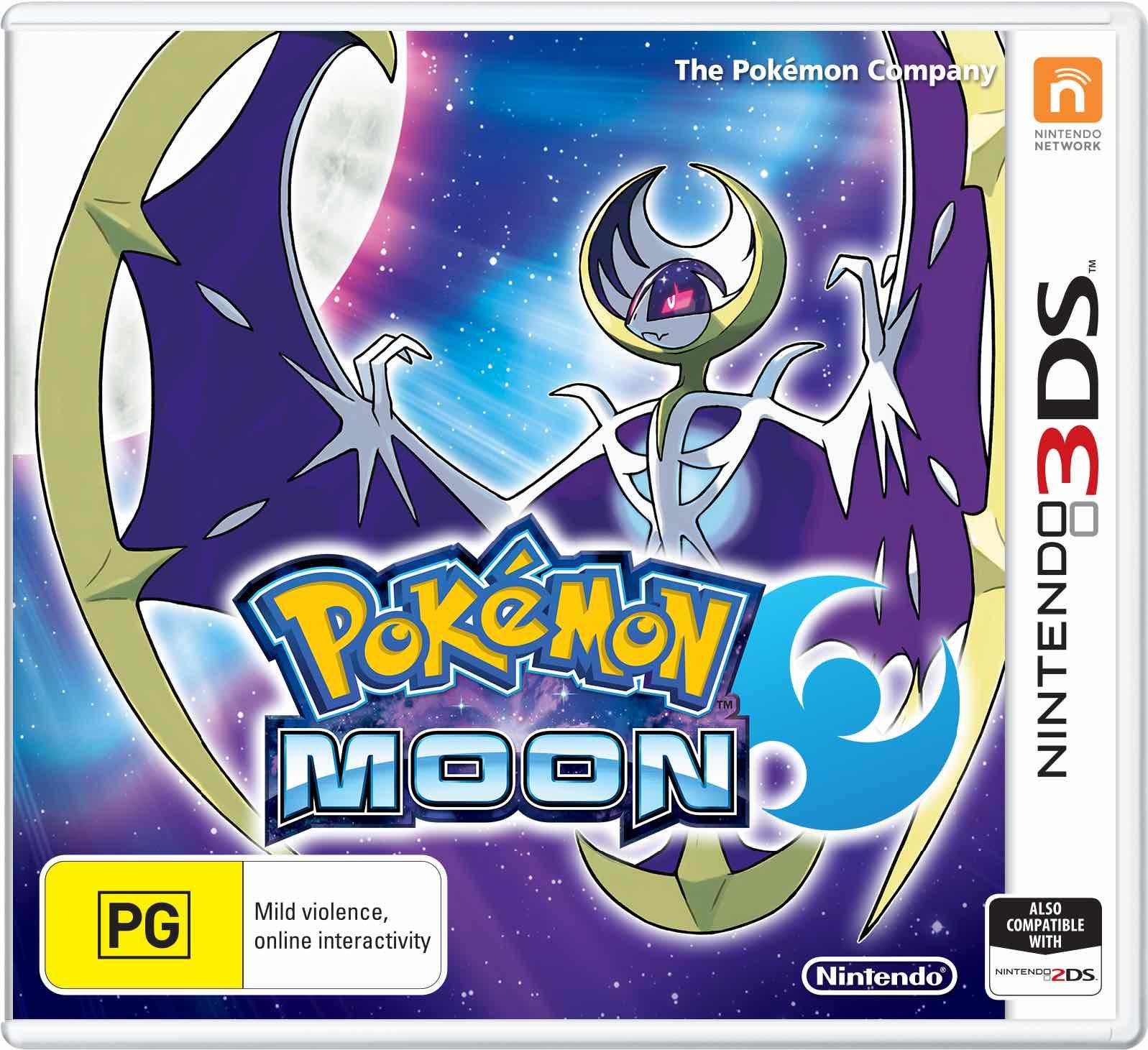 Review: Pokemon Sun & Moon (3DS)