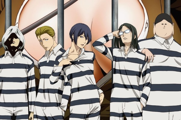 Review: Prison School (Blu-Ray)