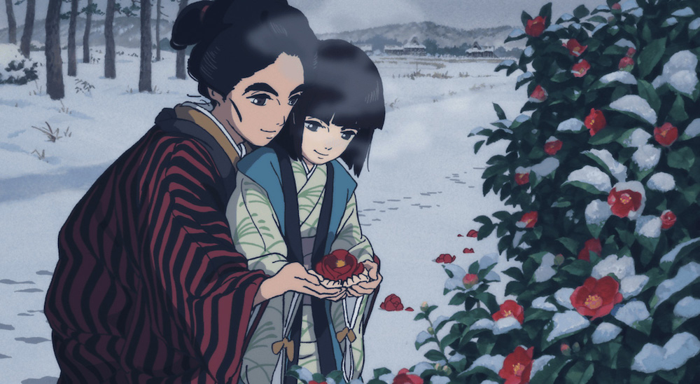 Review: Miss Hokusai (Blu-Ray)