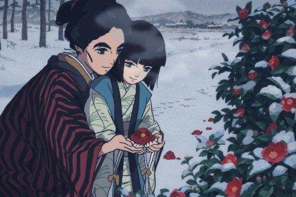 Review: Miss Hokusai (Blu-Ray)