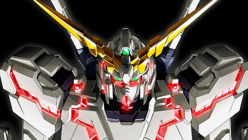 The Unicorn Gundam Official Opens