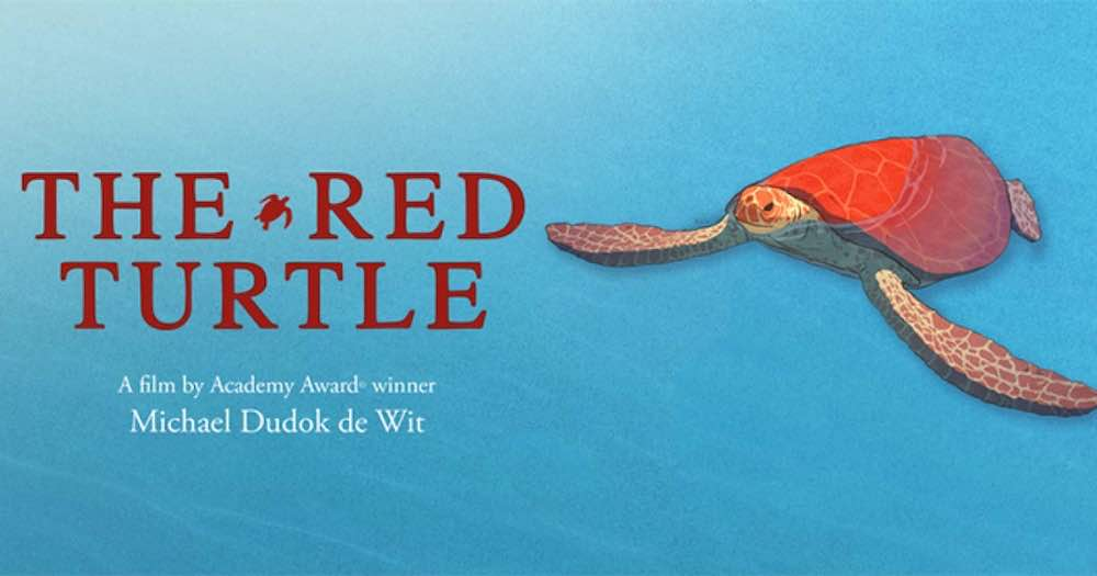 Review: The Red Turtle (DVD)