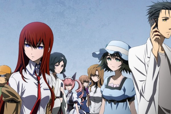 Review: Steins;Gate: The Movie − Load Region of Déjà Vu (Blu Ray)