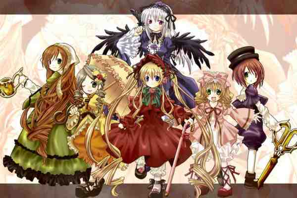 Hello Kitty And Friends X Rozen Maiden