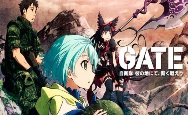 "'No going back!' Review of ""GATE Complete Series"" DVD/Blu Ray release"