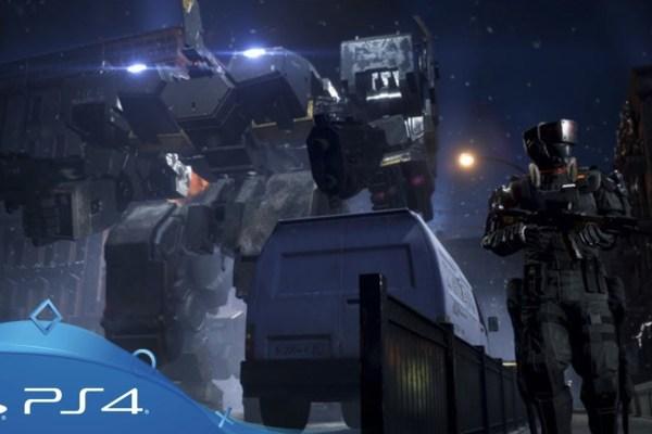Square Enix Drop Left Alive Trailer