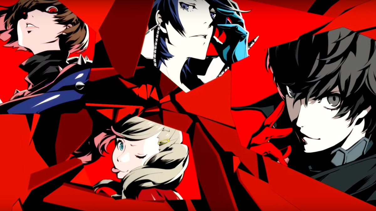 TGS 19: Persona 5 The Royale PS4 Edition