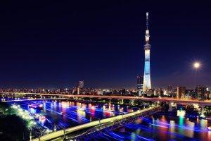 Tokyo Skytree x Final Fantasy VII Remake Collaboration