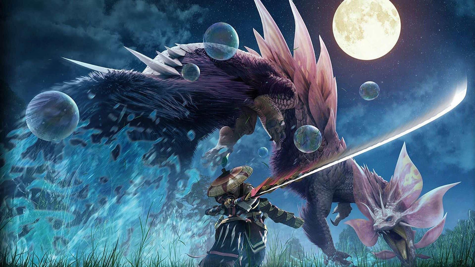 Monster Hunter: Riders Coming To Mobile Platform