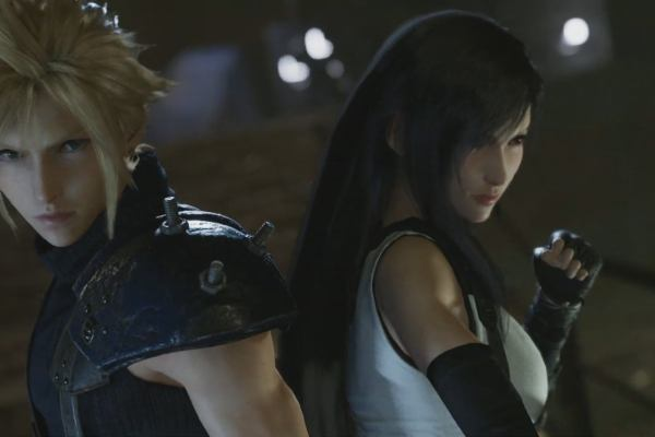 Final Fantasy VII Remake Demo Goes Live