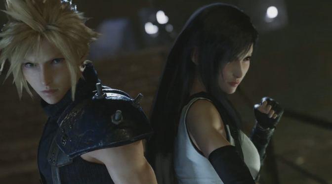 Final Fantasy VII Remake Demo Goes Live