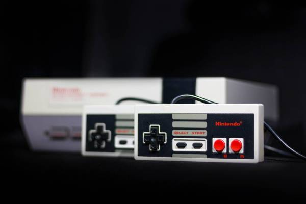 Lego NES Coming In August