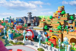 Universal Studios Japan Announce Opening Date For Super Nintendo World