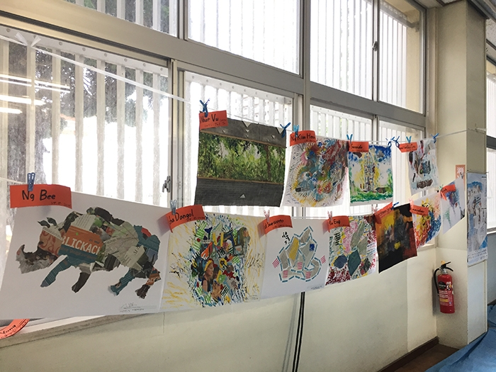 Kyushu International Art Camp 5