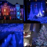 Tokyo winter holiday special illumination 2014