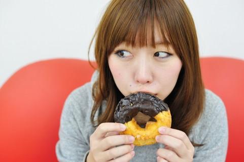 doughnut girl