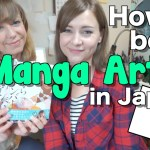 How I made it in Japan: a Manga artist, Asa Ekstrom
