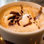 Tully's Coffee Japan starts selling Snowman Latte