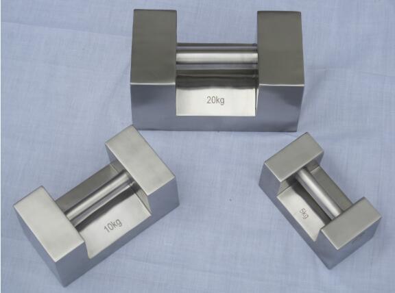 長方形のグリップのハンドルの産業テストは顧客用St.の鋼鉄5Kg ...