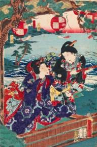 Genji Excursion to Enoshima Island