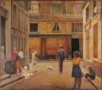 The Passage du Commerce-Saint-Andre