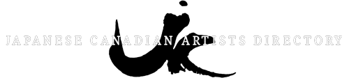 Japanese Canadian Artists Directory Logo
